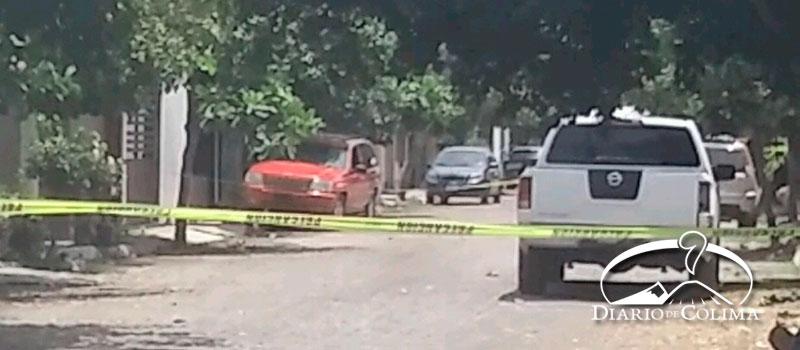 Orden Público | Balean vivienda en Tecoman - Diario de Colima (Comunicado de prensa)